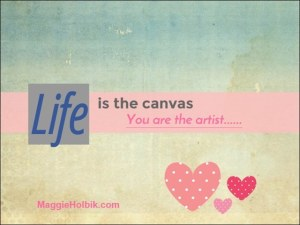 lifeisthecanvas