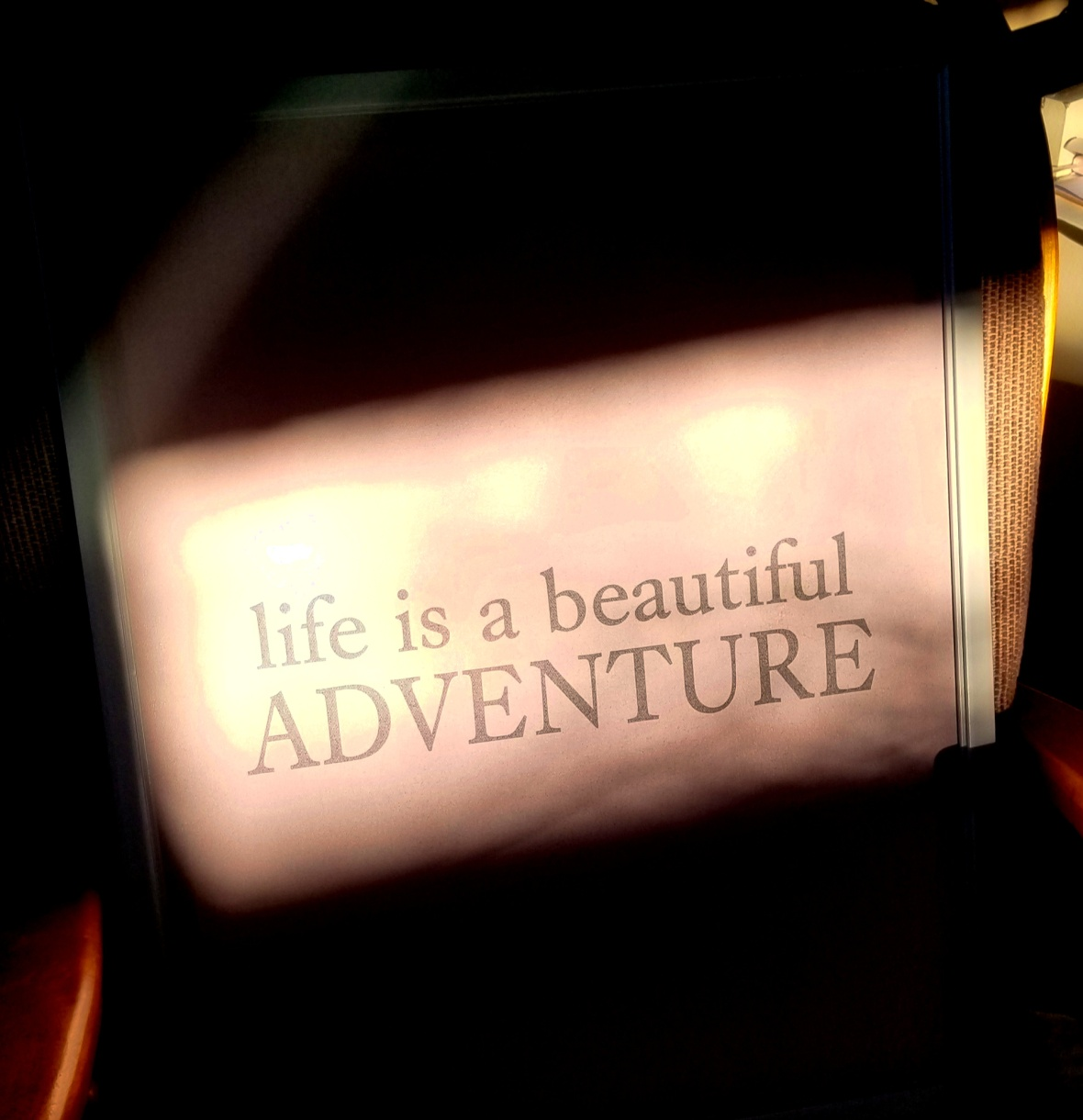 life is a beautiful adventure with sun (2)