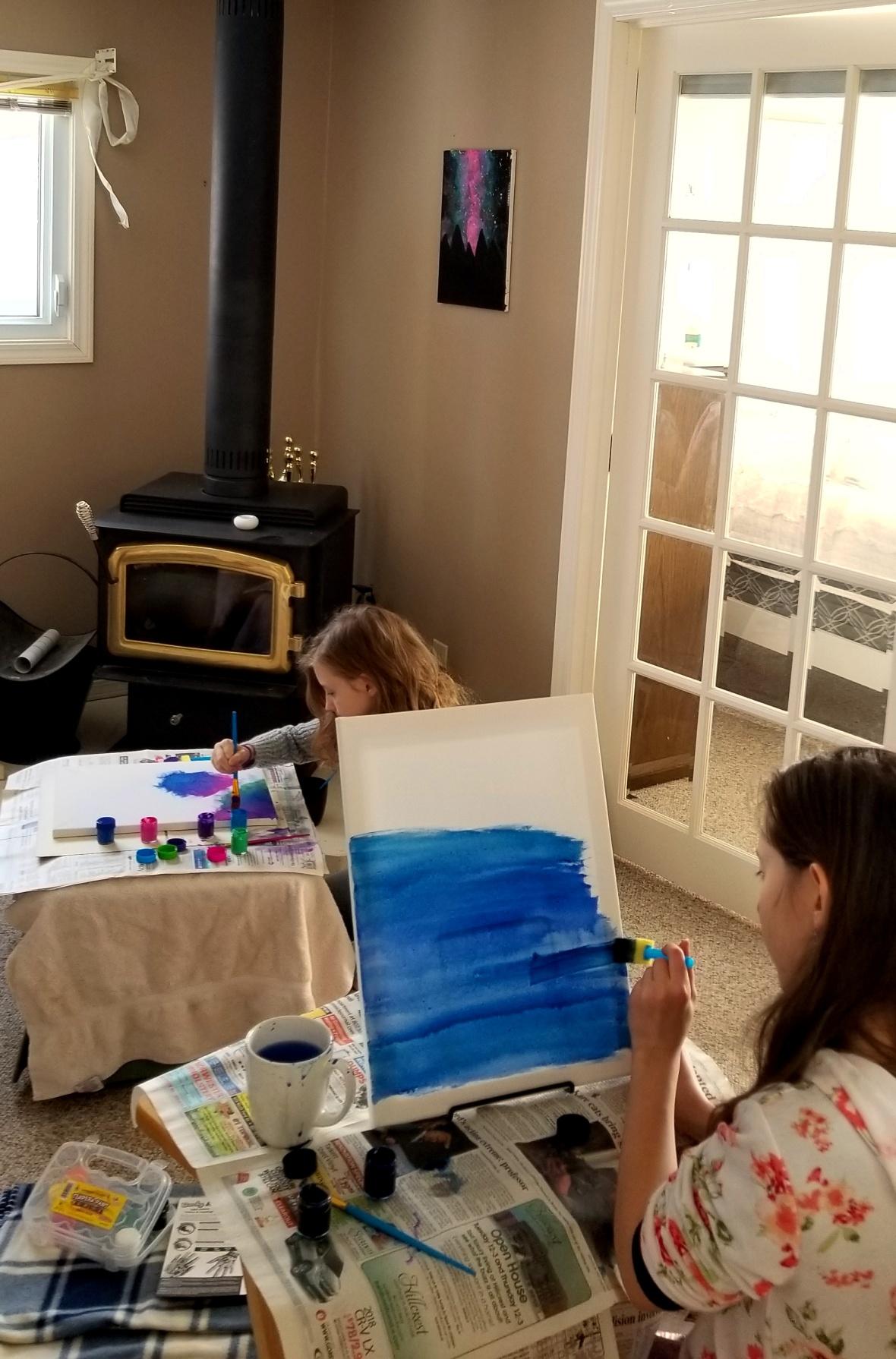 sivanna and trin art