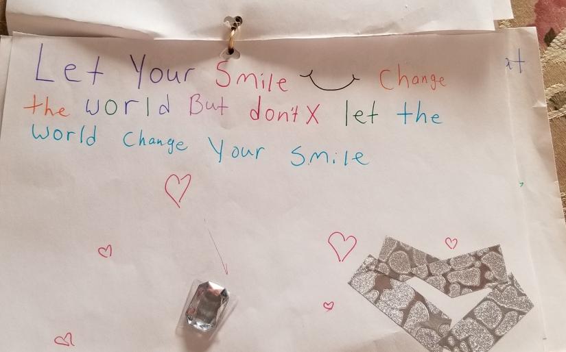 smile change